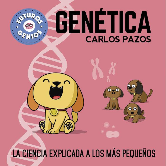 Genetica futuros genios