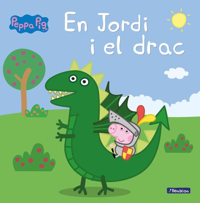 En jordi i el drac (la porqueta pepa. primeres lectures)