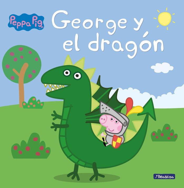 George y el dragon (peppa pig. primeras lecturas)