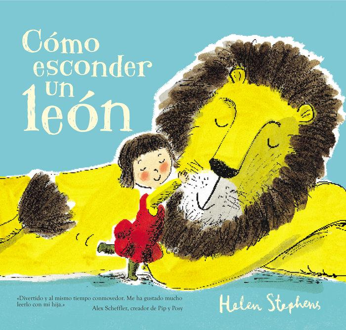 Como esconder un leon