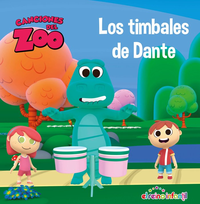 Timbales de dante (canciones del zoo) (reino infantil. prime