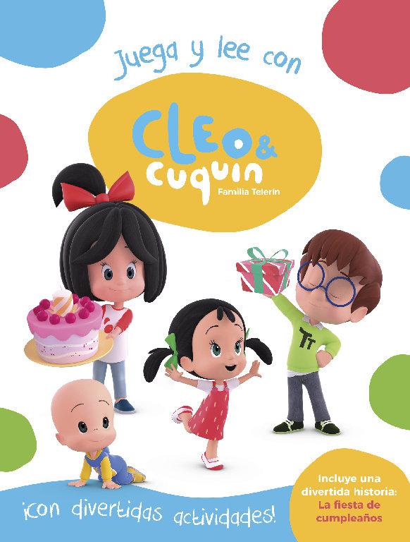 Cleo y cuquin. juega y lee con cleo y cuquin (cleo y cuquin.