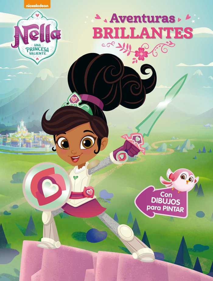 Aventuras brillantes (nella, una princesa valiente. activida