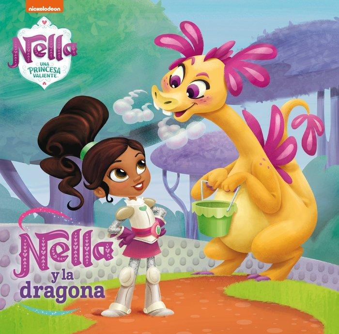 Nella y la dragona nella, una princesa valiente