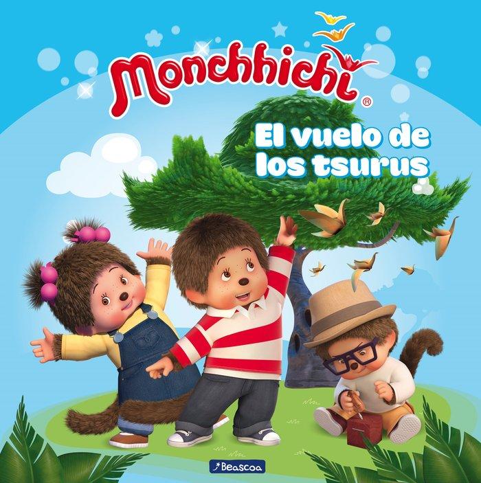Vuelo de los tsurus - monchhichi,el