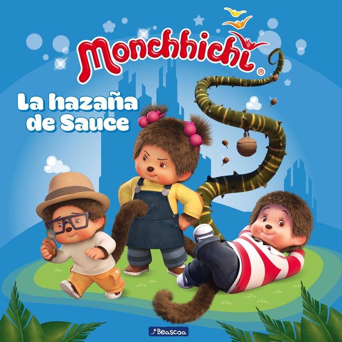 Hazaña de sauce - monchhichi,la