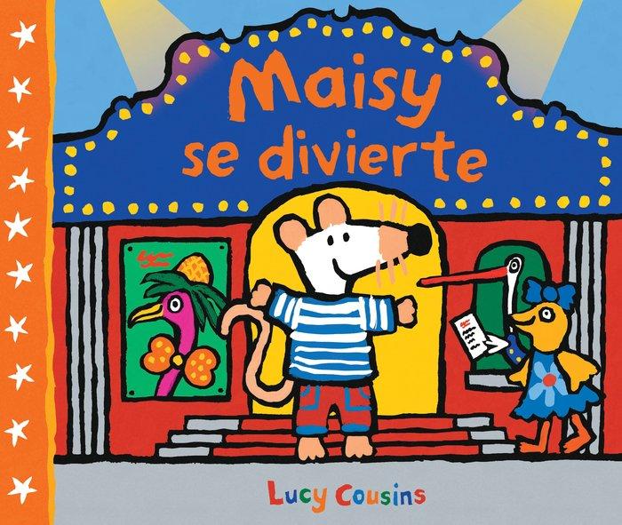 Maisy se divierte (maisy. todo carton)