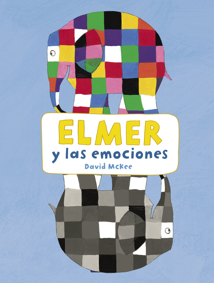 Elmer y las emociones (elmer. actividades)