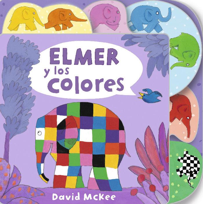 Elmer y los colores (elmer)