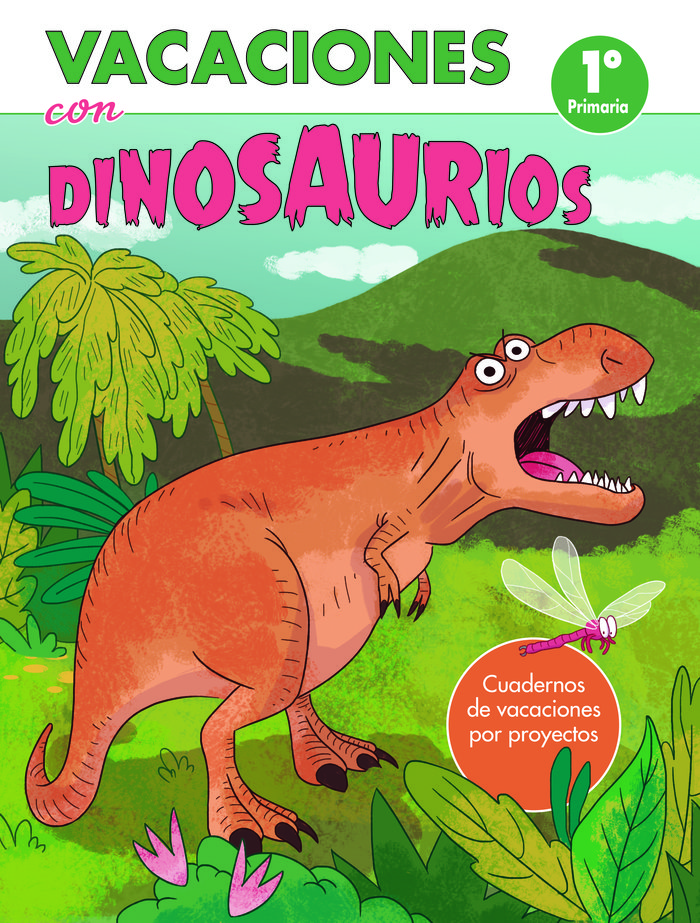 Vacaciones con dinosaurios - 1º de primaria