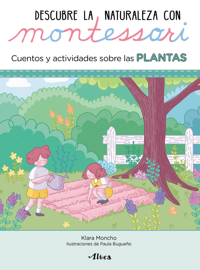 Descubre la naturaleza con montessori plantas