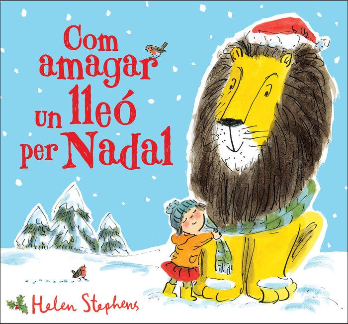 Com amagar un lle? per nadal