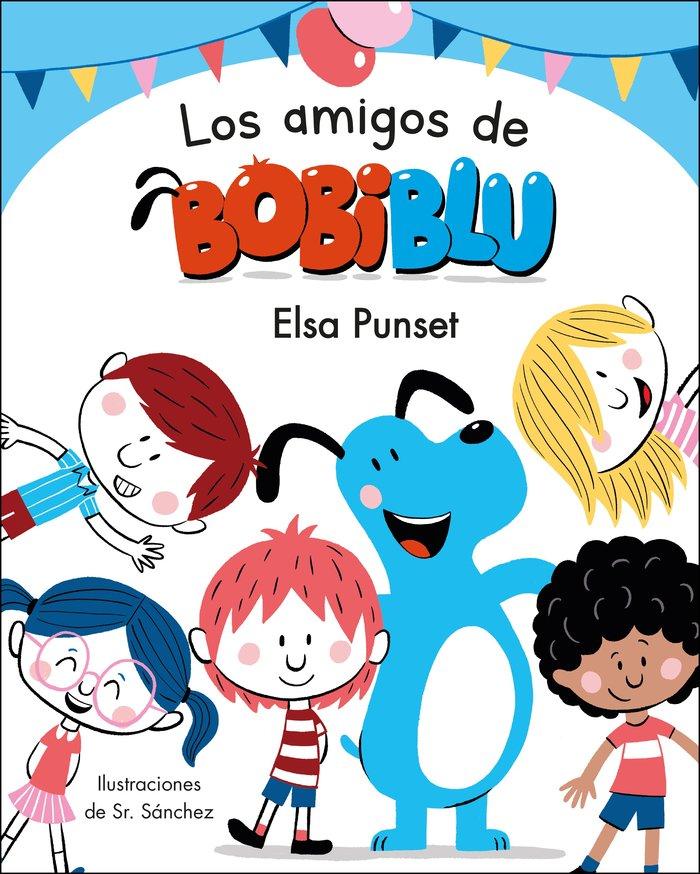Los amigos de bobiblu (bobliblu)