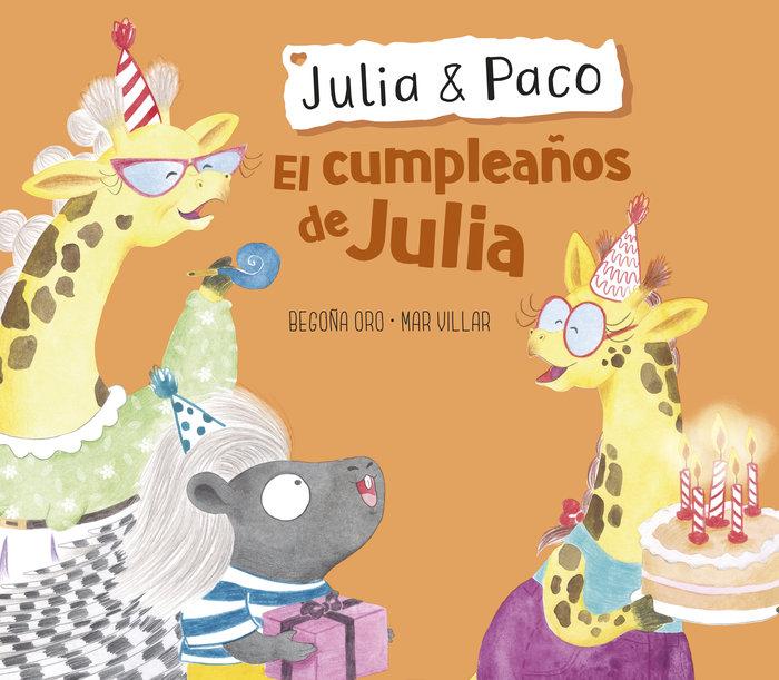 Cumpleaños de julia,el
