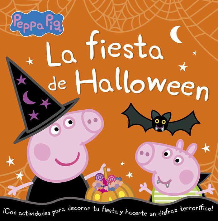 Fiesta de halloween,la