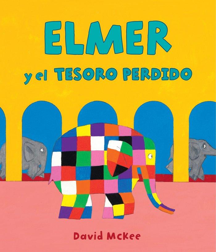 Elmer y el tesoro perdido elmer album ilus