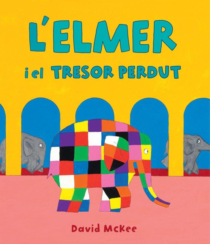 Lelmer y el tresor perdut album