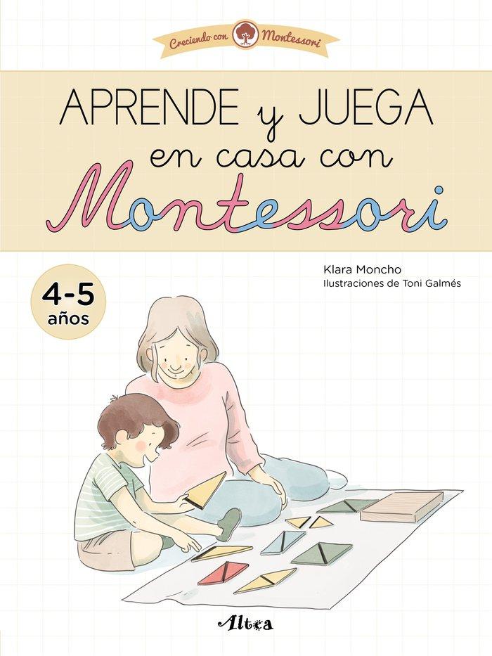 Aprende y juega en casa con montessori 4