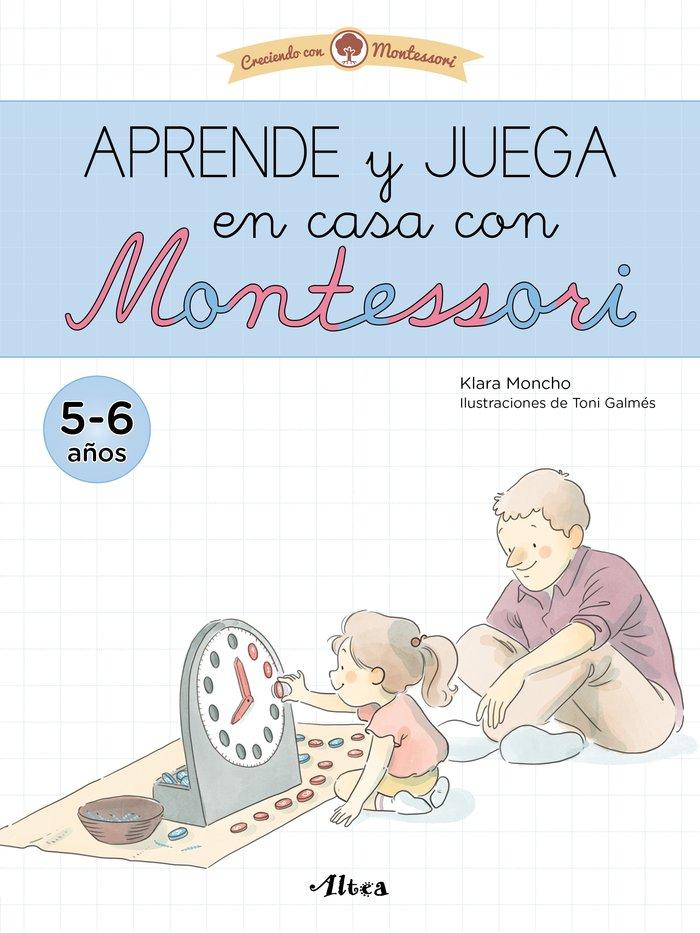 Aprende y juega en casa con montessori 5