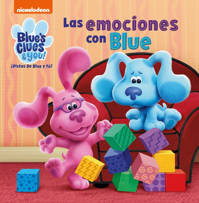 Las emociones con blue las pistas de blue