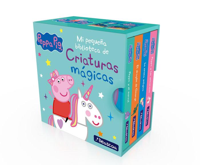 Mi pequeña biblioteca de criaturas magicas (peppa pig)