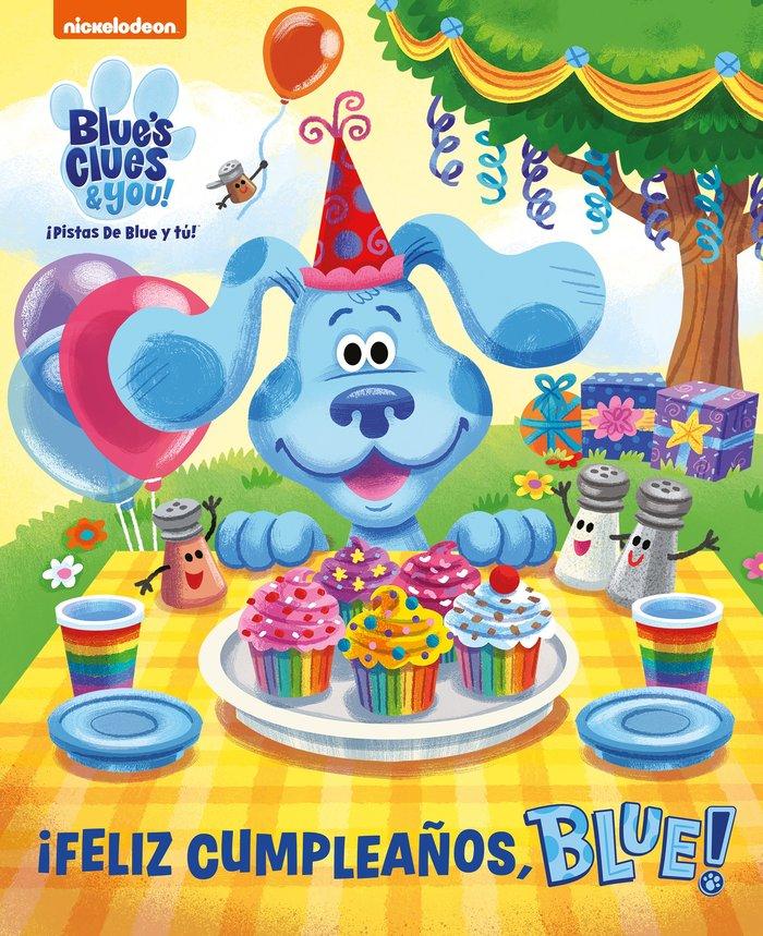 Feliz cumpleaños blue las pistas de blue