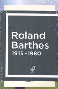 Roland barthes 1915-1980 pack