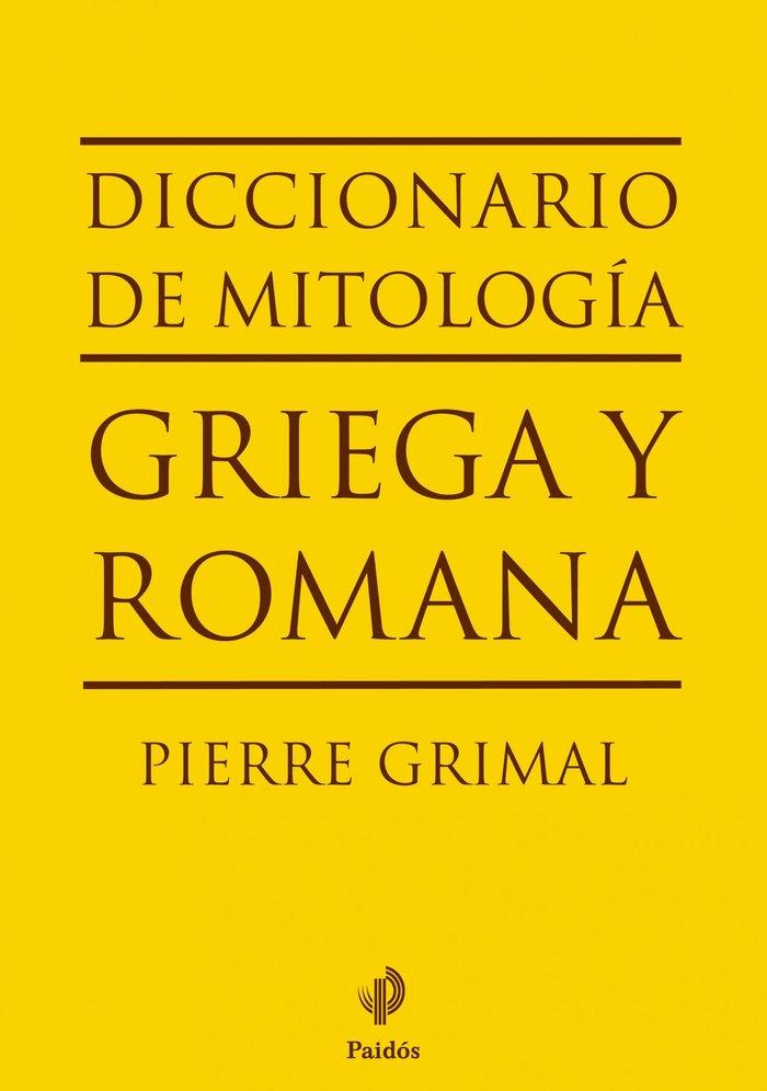 Dic.mitologia griega y romana (t)