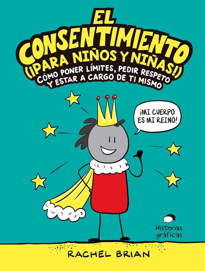 Consentimiento para niños y niñas,el