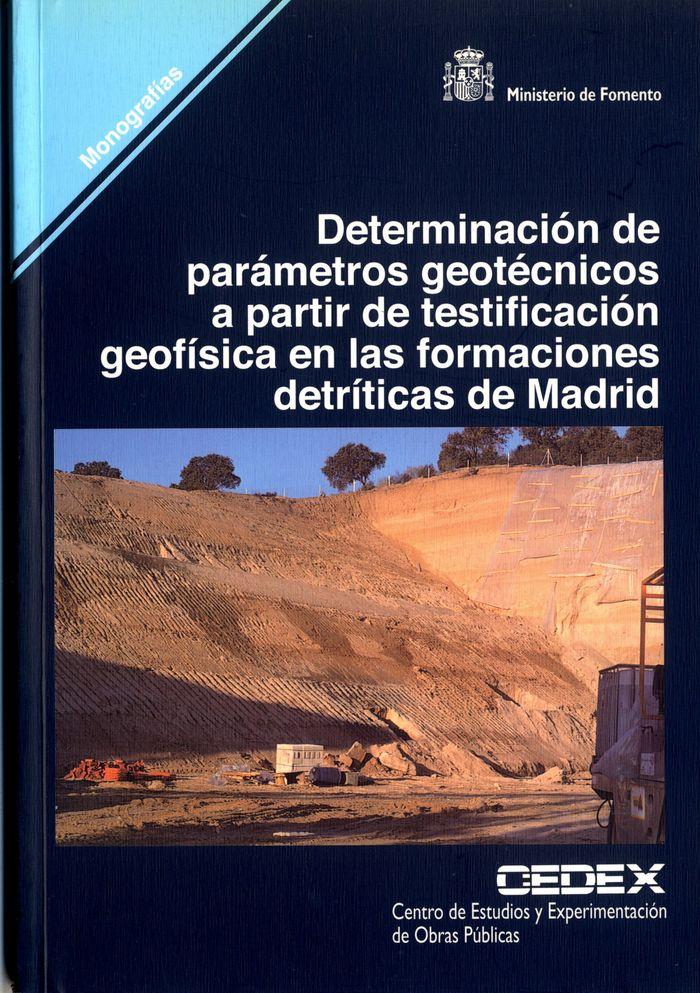 Determinacion de parametros geotecnicos a partir de testific