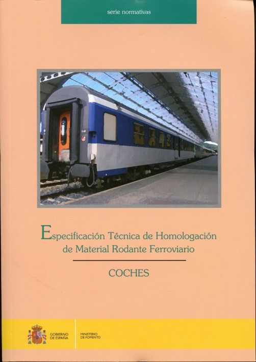 Especificacion tecnica de homologacion de material rodante f