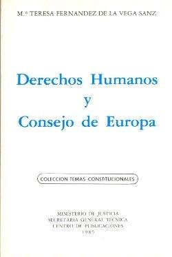 Derechos humanos y consejo de europa