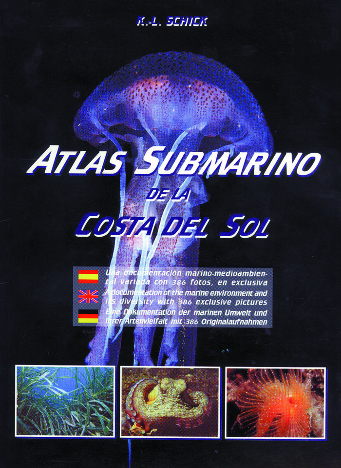 Atlas submarino de la costa del sol
