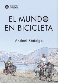 Mundo en bicicleta,el