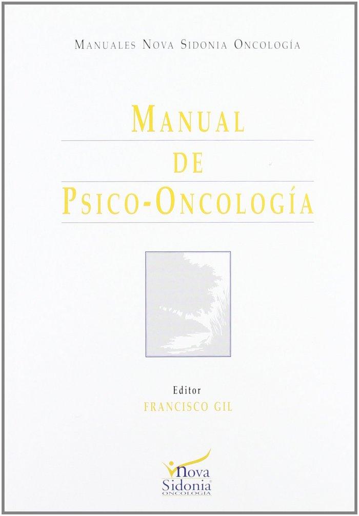 Manual de psico-oncologia