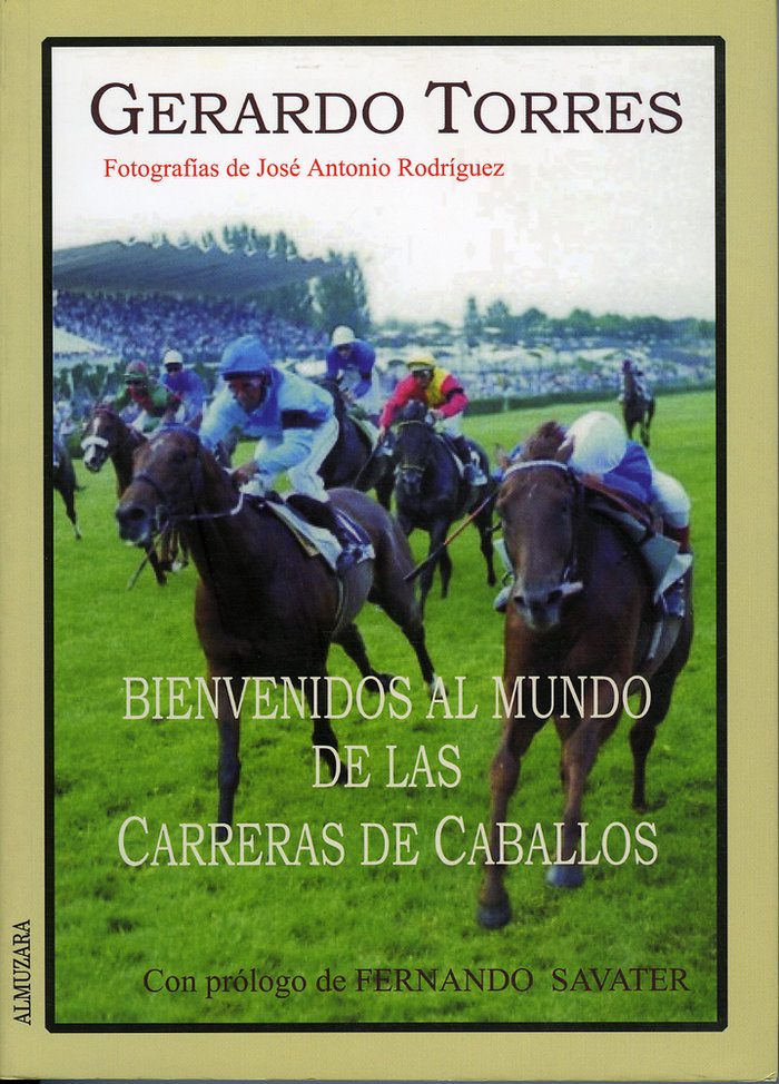 Bienvenido al mundo carreras de caballos