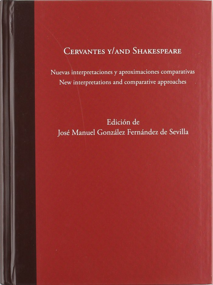Cervantes & shakespeare