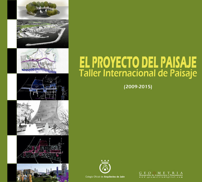 Proyecto paisaje premio provincial de arquitectura 9ª ed