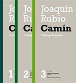 Catalogo razonado de la obra artistica de joaquin rubio cami