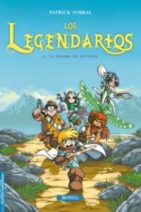 Legendarios,los