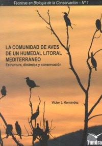 Comunidad de aves de un humedal litoral mediterraneo