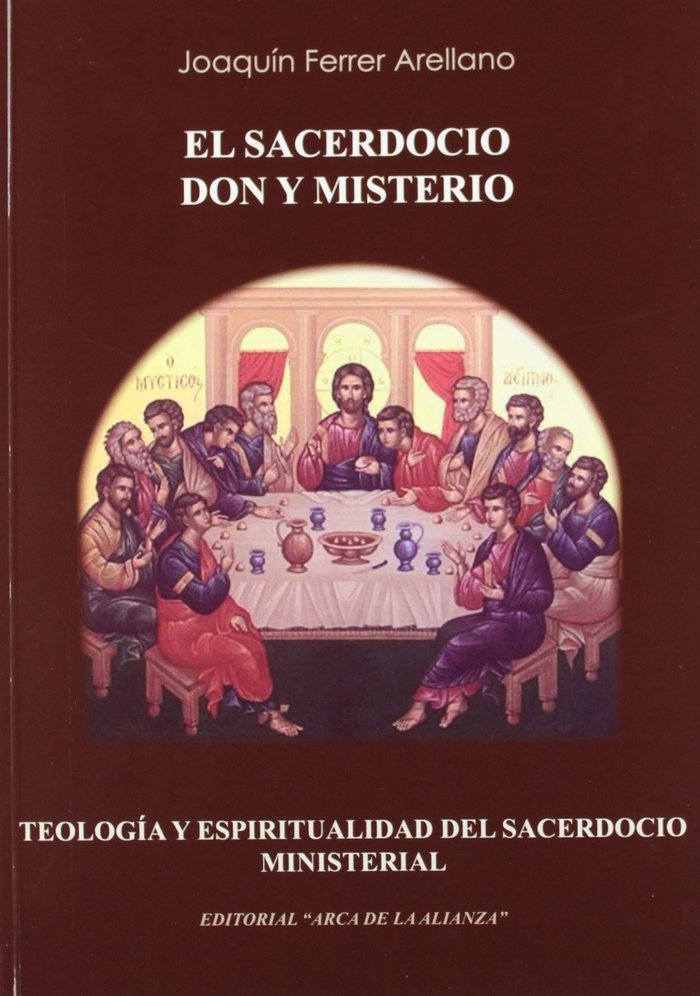El sacerdocio, don y misterio