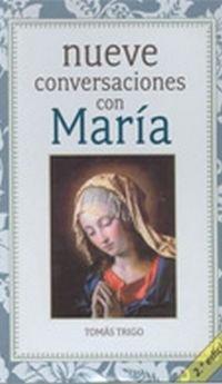 9 conversaciones con maria