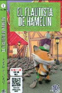El flautista de hamelin libro  cuentos de siempre 1