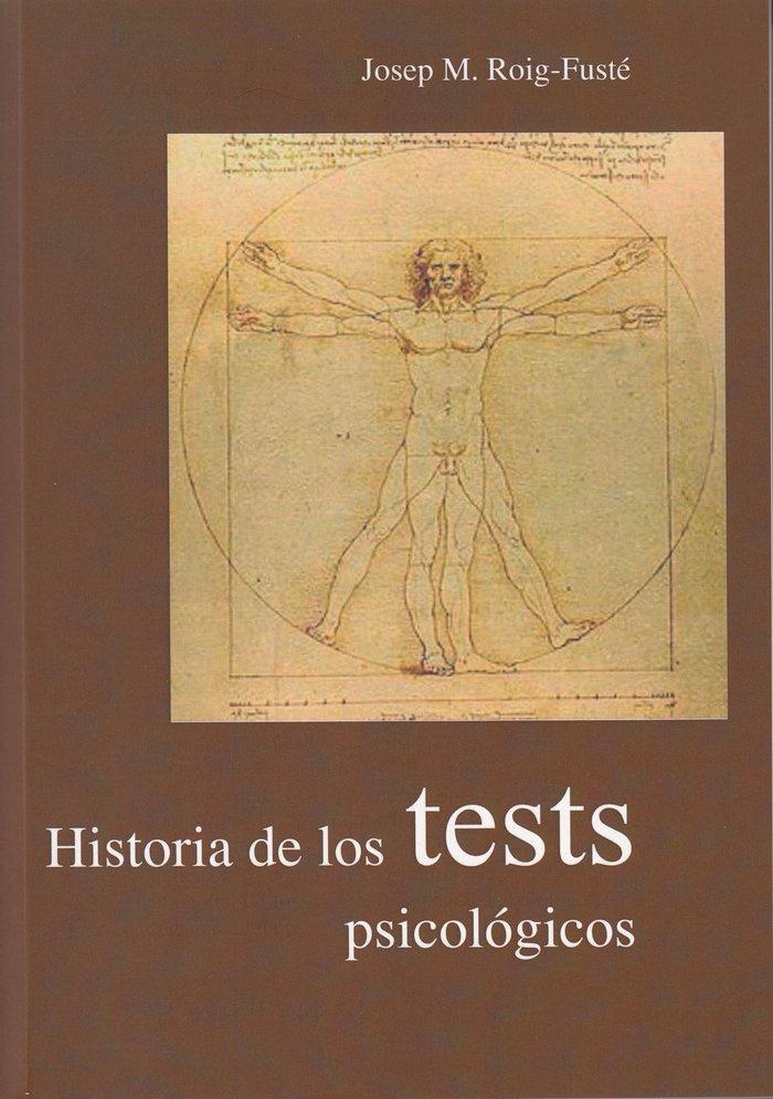 Historia de los tests psicologicos