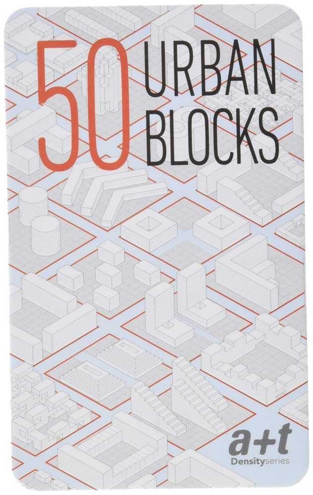 50 urban blocks juego de cartas    (ingles)