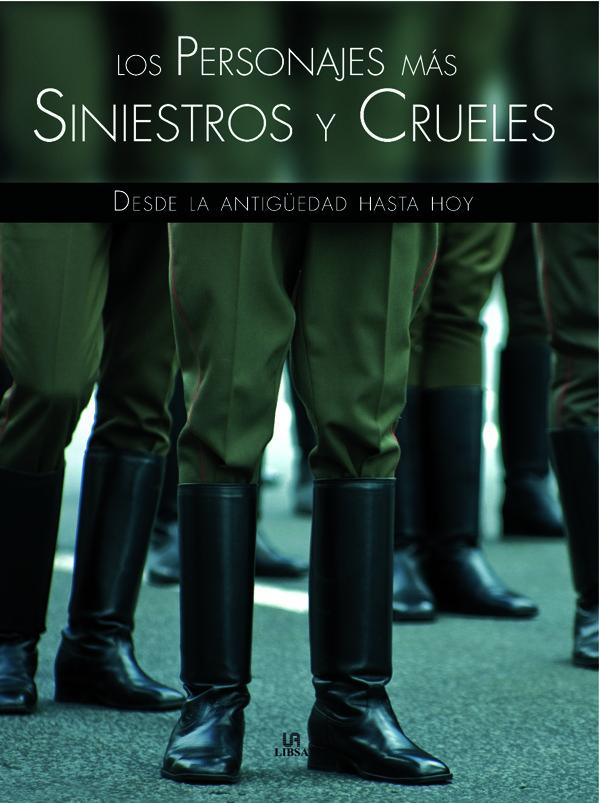 Personajes mas siniestros y crueles,los