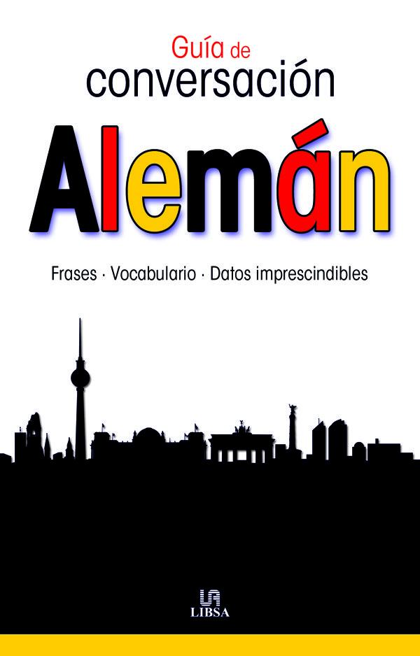Guia de conversacion aleman