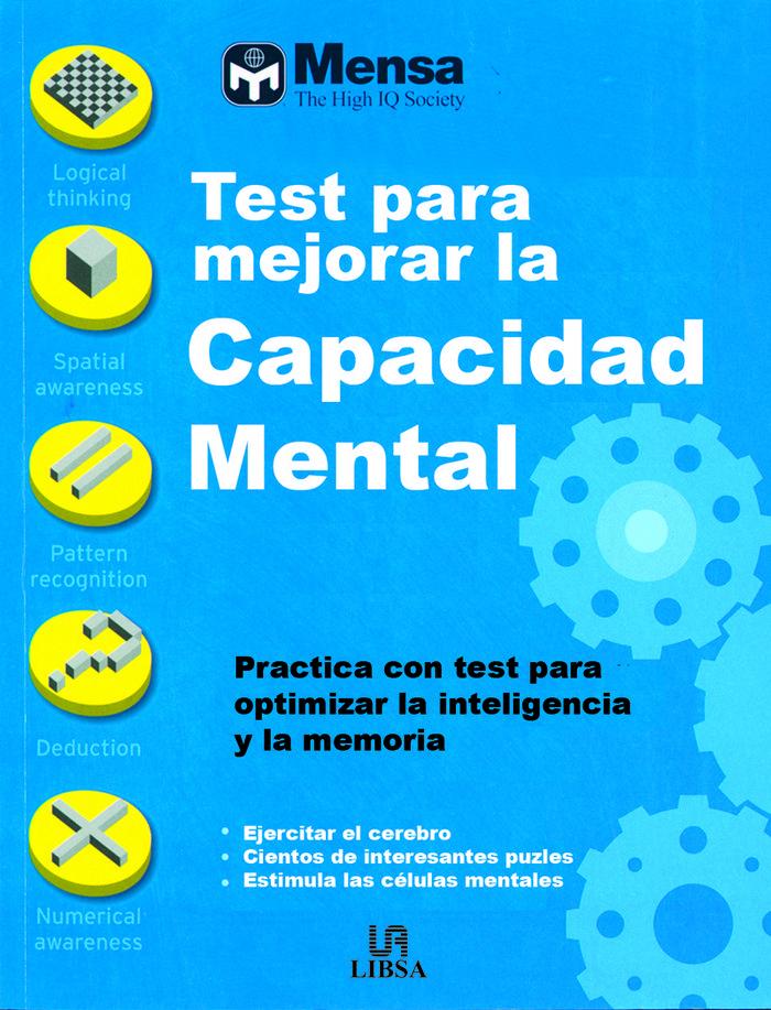 Test para mejorar la capacidad mental