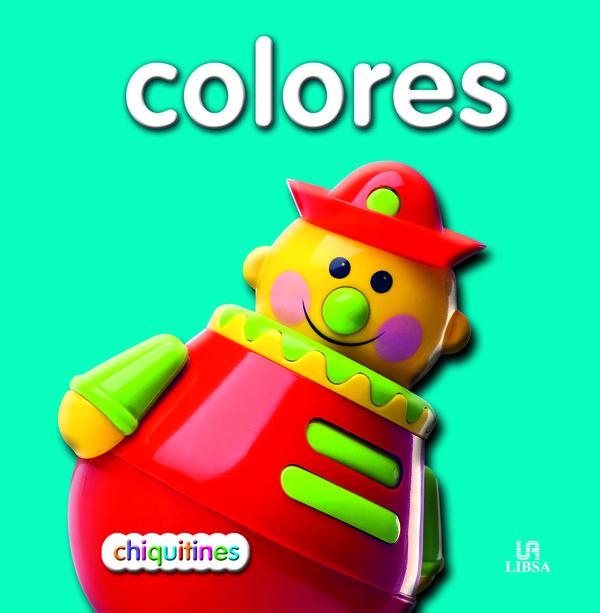 Colores  chiquitin